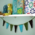 pennant garland