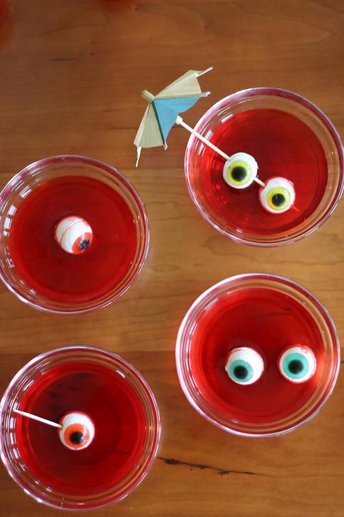 Baby Food Jar Project Jello Halloween Treats For Baby