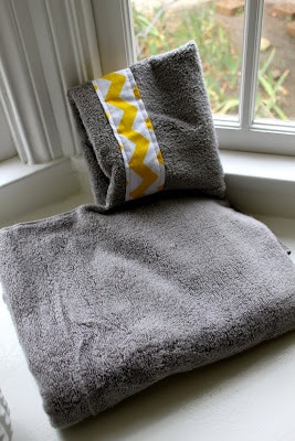 Diy Hooded Baby Towel Part 2 Pretty Prudent