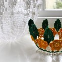 Vintage Lace Bowls