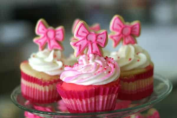 Ombre Cupcake