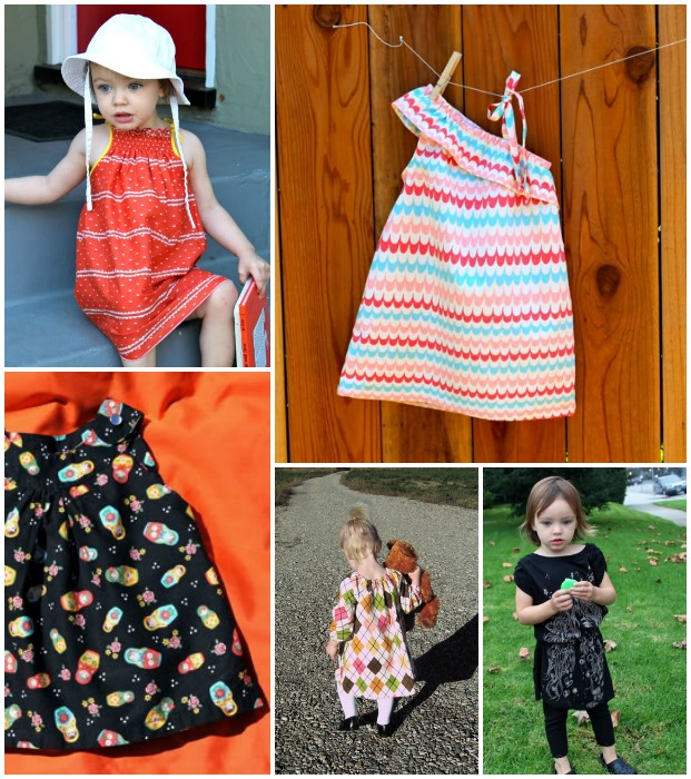 25 Free Baby Dress Tutorials & Patterns