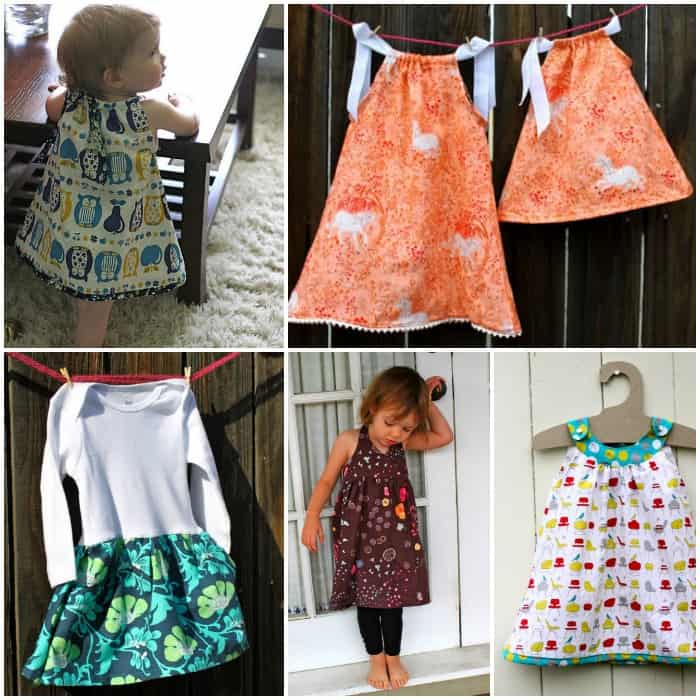 Make for Baby: 25 Free Dress Tutorials for Babies & Toddlersg