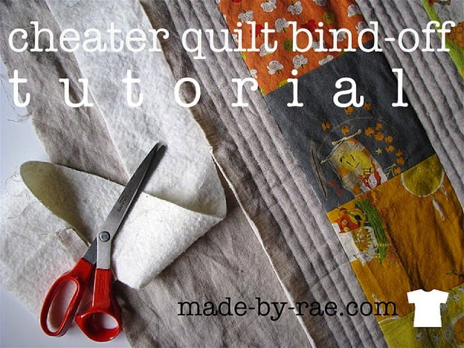 The Easiest Cheat for Binding a Quilt