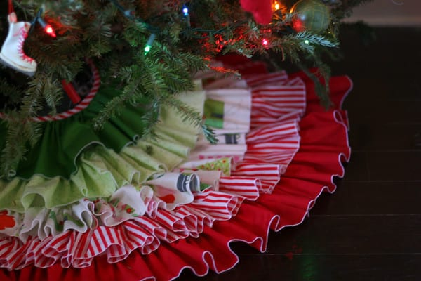 Tree skirts exclusive collection by infingo