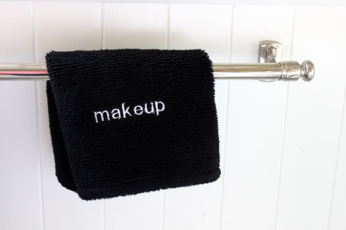 Embroidered Make Up