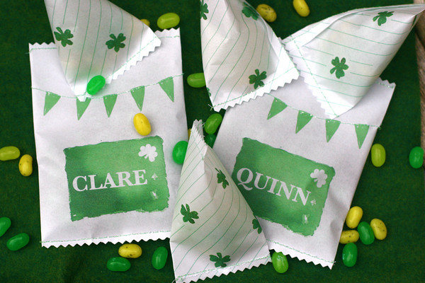 Last Minute St Patrick's Day Treats w/ FREE PRINTABLES!