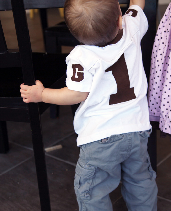 Make A Football Jersey From A T Shirt Pretty Prudent