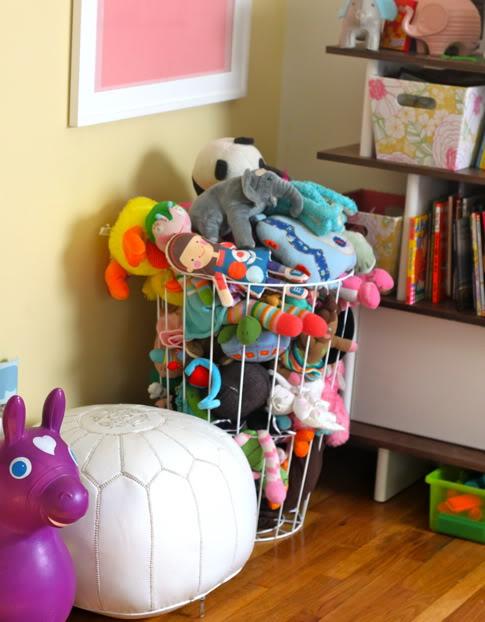 Stuffed Animal Storage Solution