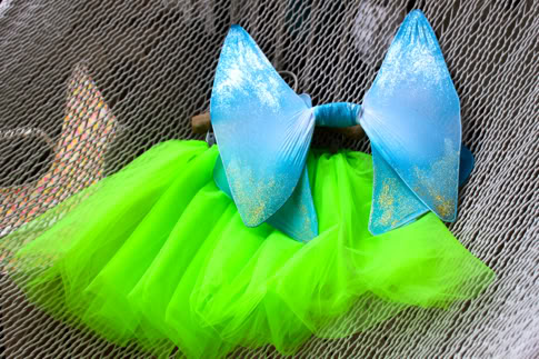 Easy Homemade Fairy Wings Pretty Prudent