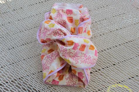 New & Improved DIY Swaddle Blanket