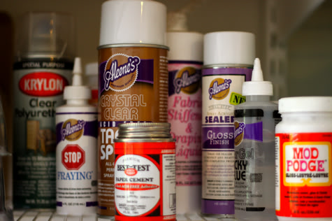 Confessions of an Adhesive & Sealant Junkie | Pretty Prudent