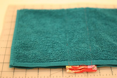 DIY Hooded Baby Towel | Pretty Prudent