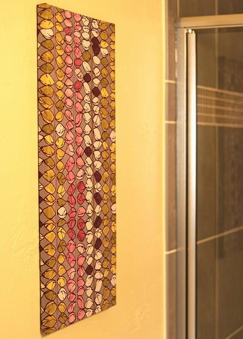 Diy Bathroom Wall Decor Makipera. Diy Bathroom Wall Art   Makipera com