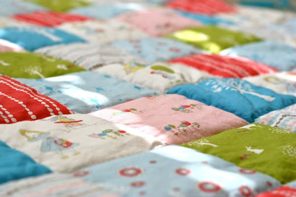 Introduction to Cheater Quilts | Pretty Prudent : quilts fabric - Adamdwight.com