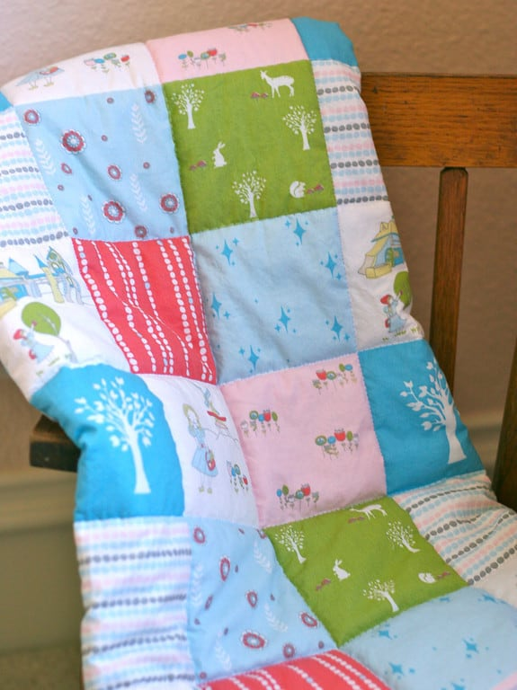 Introduction to Cheater Quilts   Pretty Prudent : what is quilting - Adamdwight.com