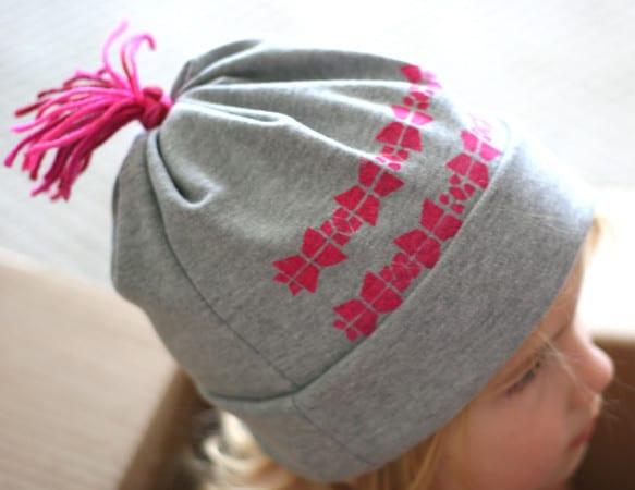 Under-an-Hour Jersey Hat