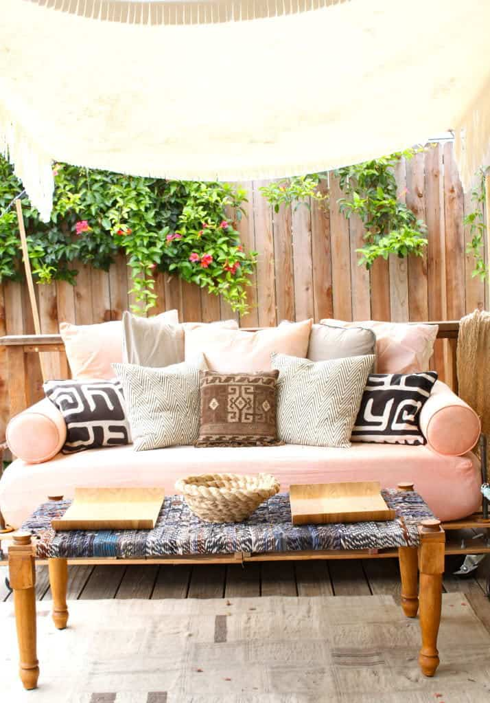 How To Make A Simple Canvas Awning