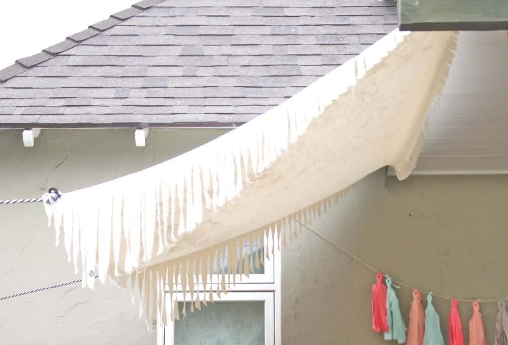 - How To Make A Simple Canvas Awning Pretty Prudent