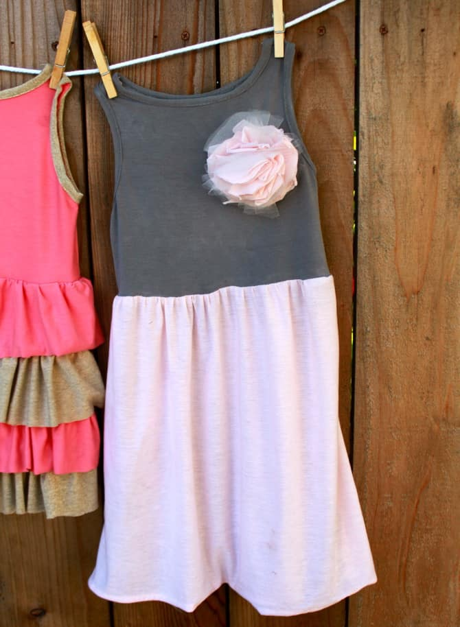 The Beginners Jersey Baby Dress A Free Sewing Pattern Pretty Prudent