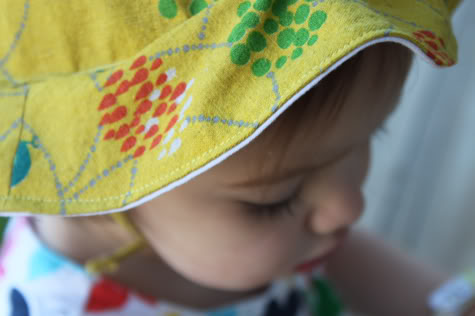 Summery Sun Hat with Free Downloadable Pattern! | Pretty Prudent