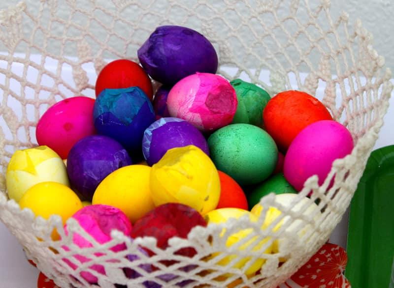 How To Make Cascarones Confetti Eggs Pretty Prudent