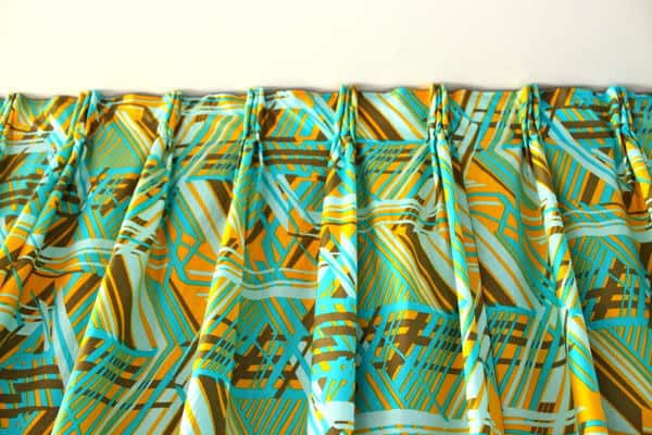 How To Make Pleated Drapes Pretty Prudent