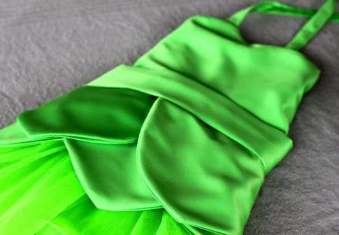 Tinker bell costume DIY