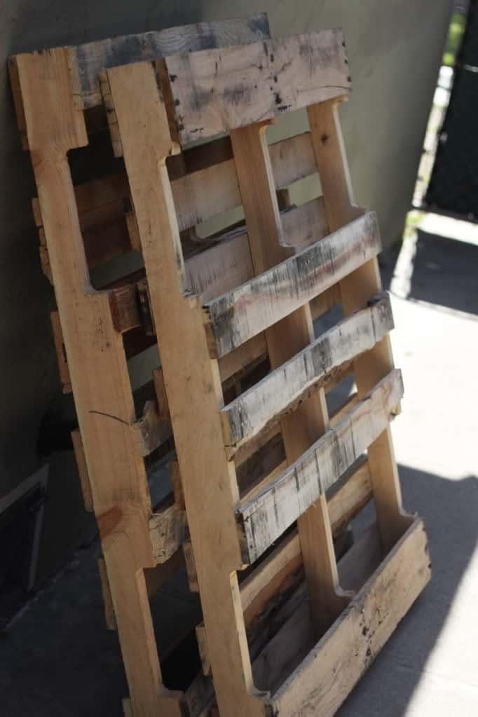 Palets reciclados