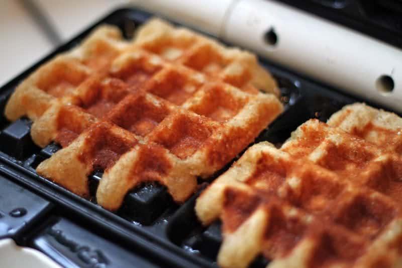 Liege Waffle Recipe | Pretty Prudent