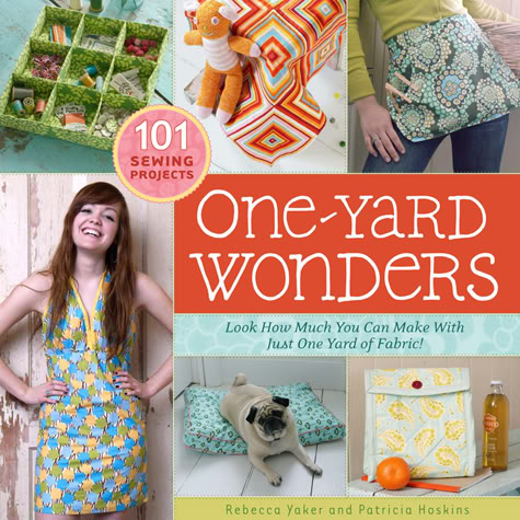 Call For Submissions: YOUR PROJECT COULD BE A ONE YARD WONDER in the