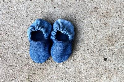 Felt Baby Shoe Pattern – Matryoshka Doll — craftbits.com