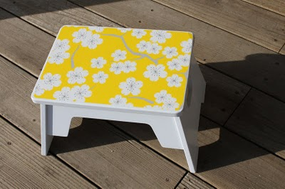 How To Make A Children's Step Stool