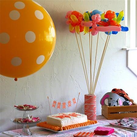 Quinn's Animal Birthday Party  Pretty Prudent