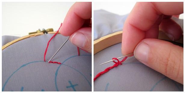 Start stitching a beginner s embroidery tutorial pretty