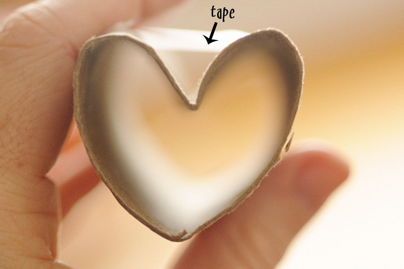 toilet paper roll heart stamp 5