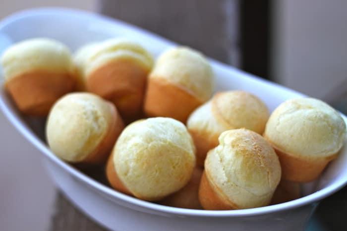 Purple Food, Jessica Alba, and Brazilian Cheese BreadThe Week in