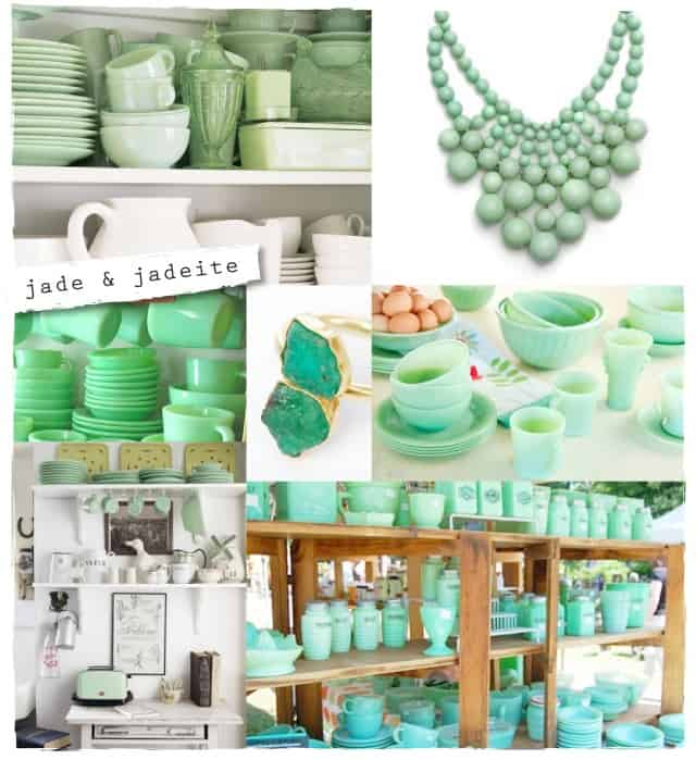 I M Currently Obsessed With Mint Green I Still Love You Coral So This Jade Jadite Round Up Made Me Swoon And Then Click