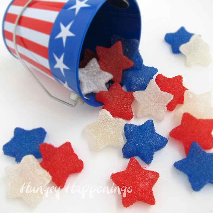 Star Spangled Gumdrops