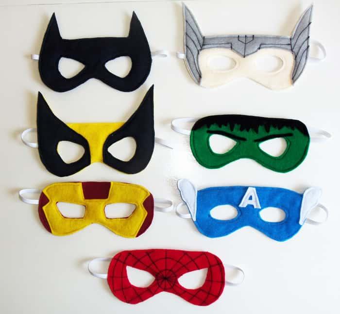 Делать маску своими руками