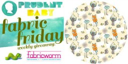 Fabric Friday on Prudent Baby
