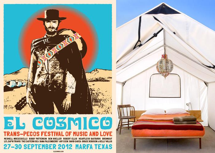 El Cosmico Marfa Texas