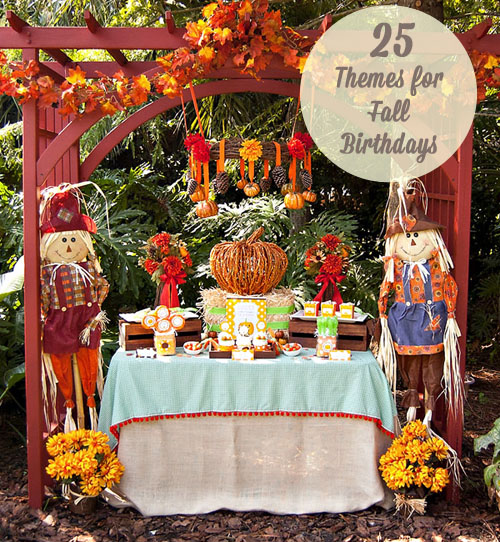 Fall Is In The Air: Back-to-School, Birthdays, Babies And