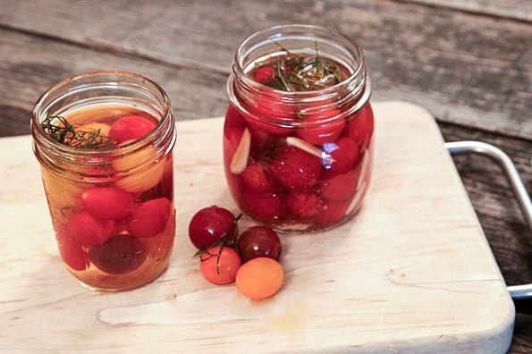 Image of How to Pickle Tomatoes
