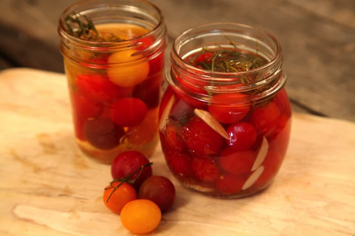 Pickled Tomatoes Recipe