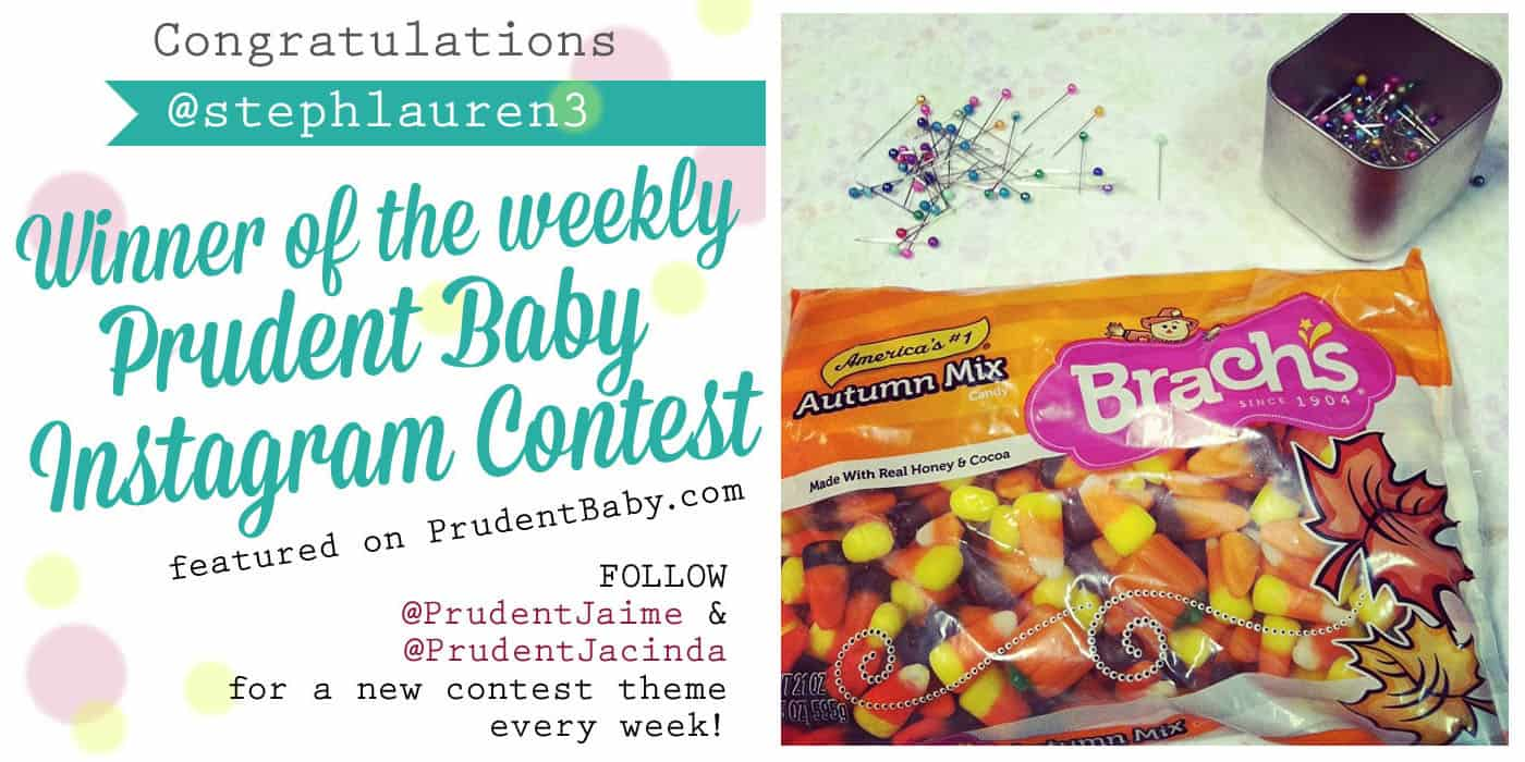 Prudent Baby Instagram Winner