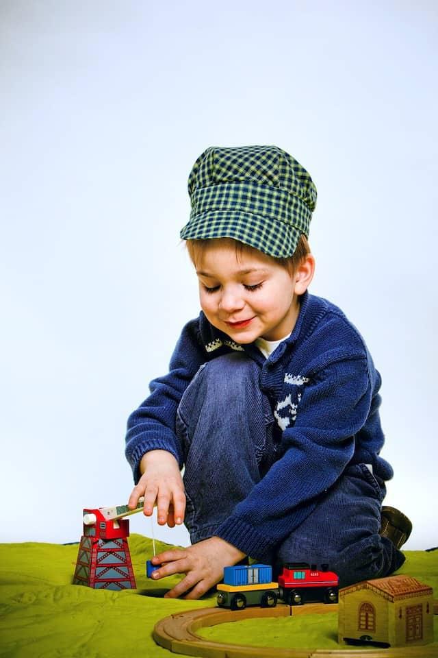 Little Engineers Cap p185