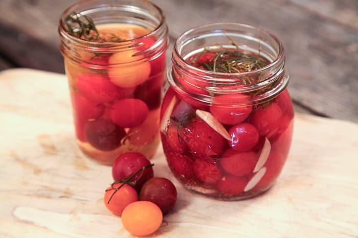 Image of Pickled Tomato Recipe