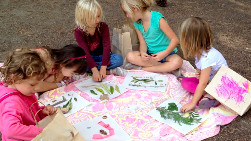 Three Crafty Kids' Activities for the Great Outdoors