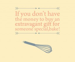 My Prudent Advice: Bake